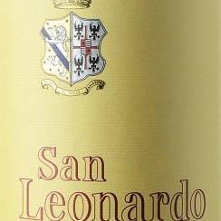 San Leonardo 2007 - etykieta