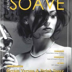 Essere Soave - jak widać przyciąga już samą okładką © abitat.it.