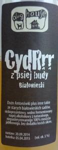 CydRrr z Psiej Budy Białowieski