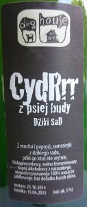 CydRrr z psiej Budy_Dziki Sad