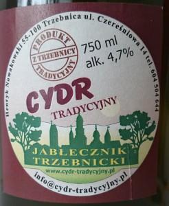Jabłecznik Trzebnicki