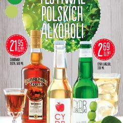 Biedronka Festiwal Polskich Alkoholi okładka