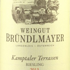 Bründlmayer Riesling Kamptaler Terrassen 2013