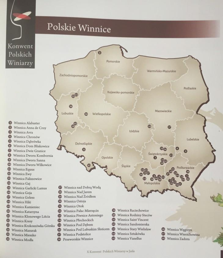 Konwent Polskich Winiarzy 2015