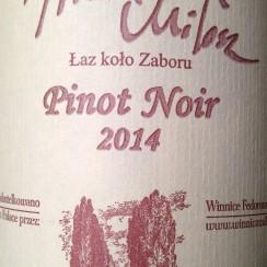 Winnica Miłosz Pinot Noir Rose