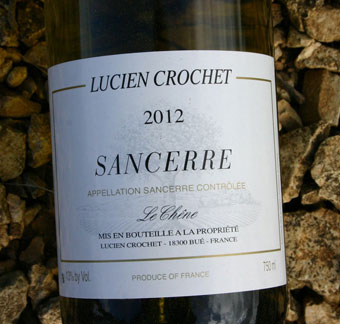 Lucien Crochet Sancerre