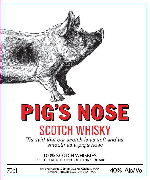 Pig's Nose Scotch Whisky
