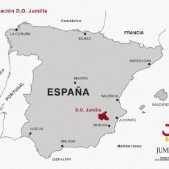 Jumilla - gdzie to jest? © Bsi.es