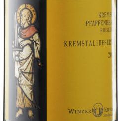Winzer Krems Kremstal DAC Reserve Riesling Pfaffenberg 2013