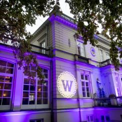 Somm & Chef Dinner '15 Gala Winicjatywy oświetlenie
