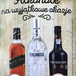 Biedronka Alkohole na wyjątkowe okazje XII 2015