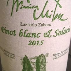 Solaris Pinot Blanc 2015