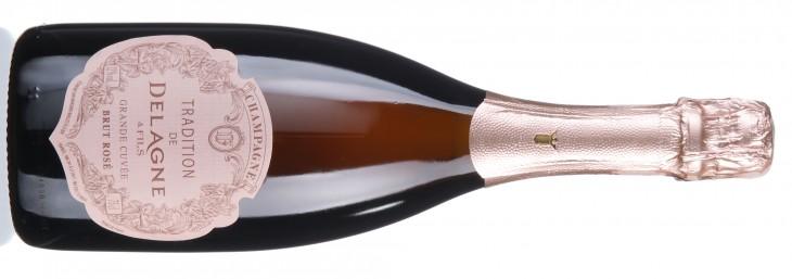 DELAGNE ET FILS Champagne Rosé W 0,75