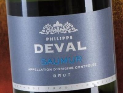 Philippe Deval Saumur Brut