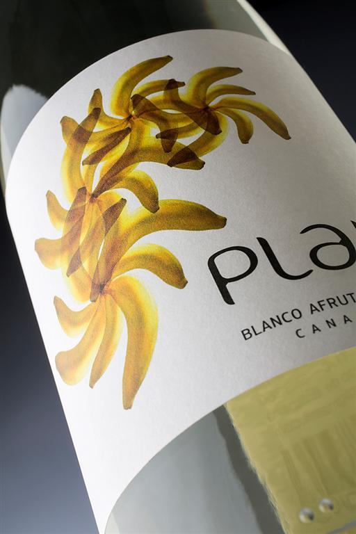 Platé wino bananowe