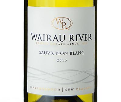 Wairau River Sauvignon Blanc etykieta