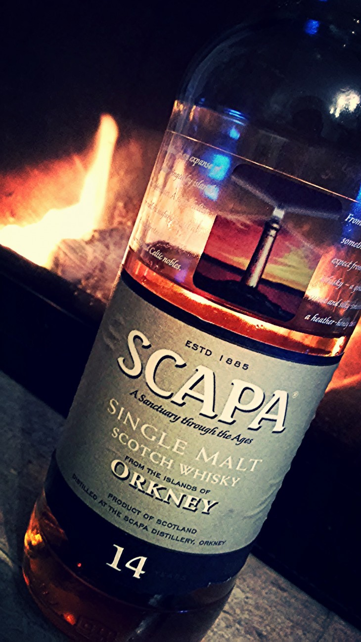 Scapa 14 Years Old