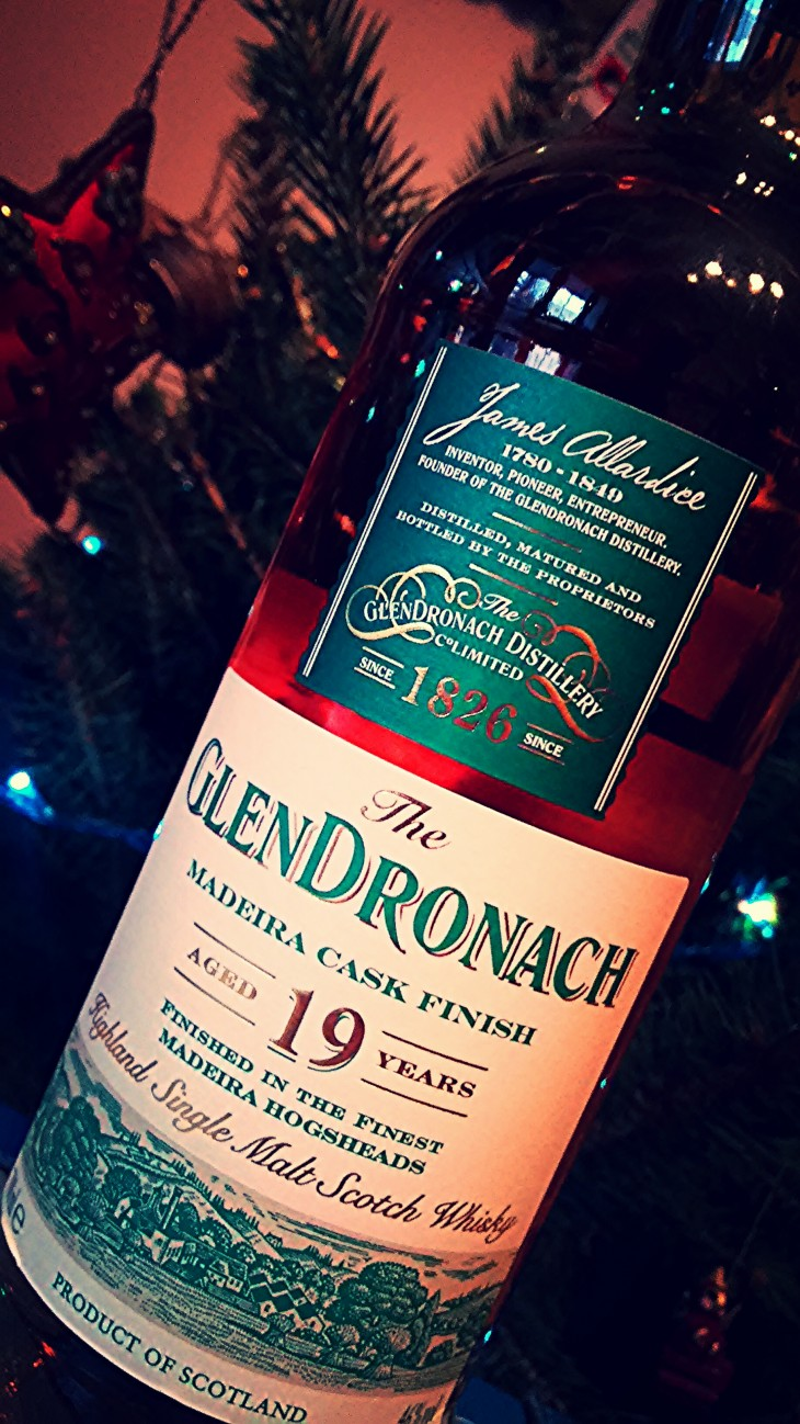 The Bendronach 19 Years Old Madeira Finish