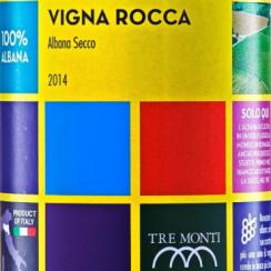 Tre Monti Romagna Albana Secco Vigna Rocca 2014 ikona
