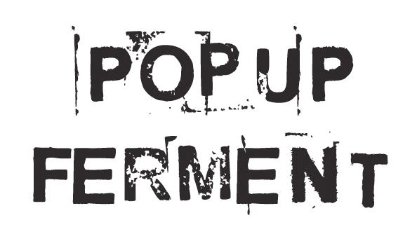Pop Up Ferment logo