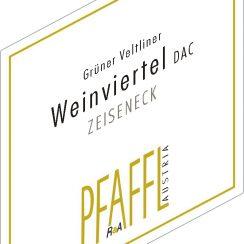 Pfaffl Weinviertel DAC Grüner Veltliner Zeiseneck