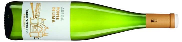 adega ponte de lima vinho verder adamado