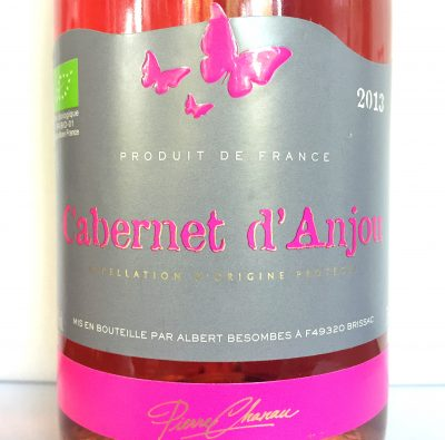 Alberts Besombes Cabernet d'Anjou Pierre Chanau