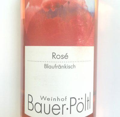 Bauer-Pöltl Burgenland Blaufränkisch Rosé