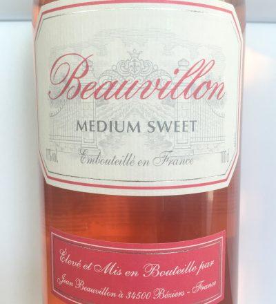 Beauvillon medium sweet