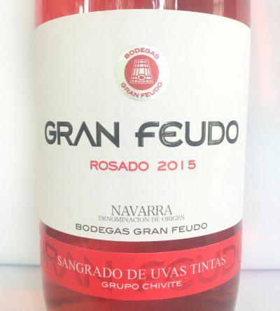Chivite Navarra Gran Feudo Rosado