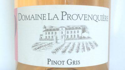 Domaine La Provenquière Pays d'Oc Pinot Gris Cuvée P