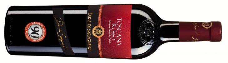 Duca di Saragnago Toscana Rosso