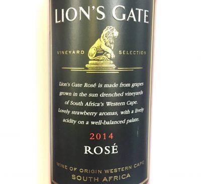 Home of Origin Wine Western Cape Lion's Gate Rosé