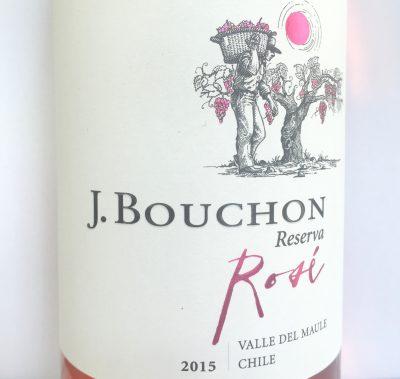 J Bouchon Maule Rosé Reserva