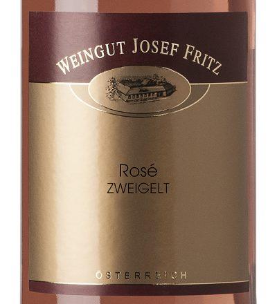 Josef Fritz Wagram Zweigelt Rosé