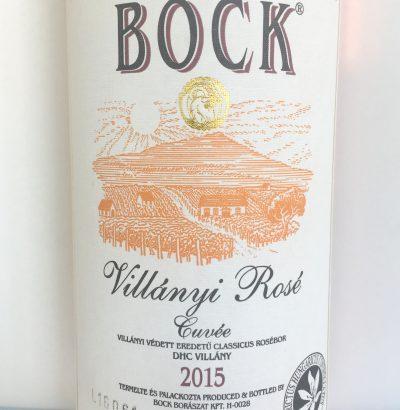 József Bock Villány DHC Rosé Cuvée