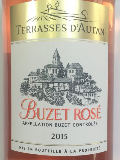 Les Vignerons de Buzet Buzet Terrasses d'Autan Rosé