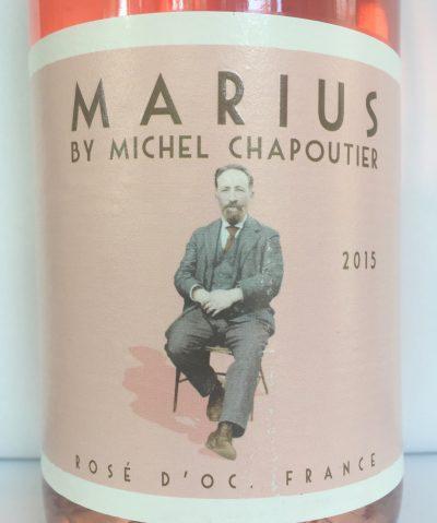 M Chapoutier Pays d'Oc Marius Rosé