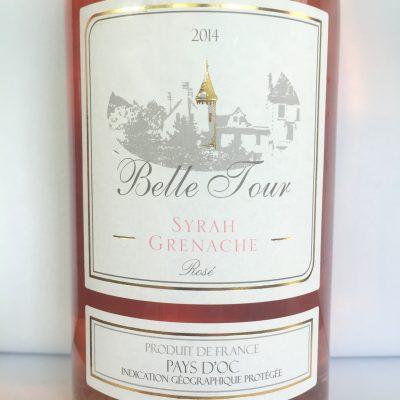 Maurel Vedeau Pays d'Oc Belle Tour Rosé