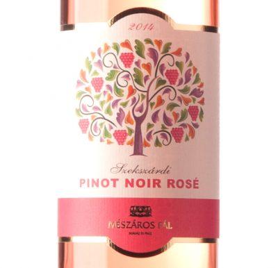 Pál Mészáros Szekszárd Pinot Noir Rosé