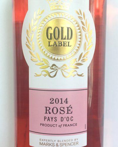 Pierre de Passendale Pays d'Oc Gold Label Rosé