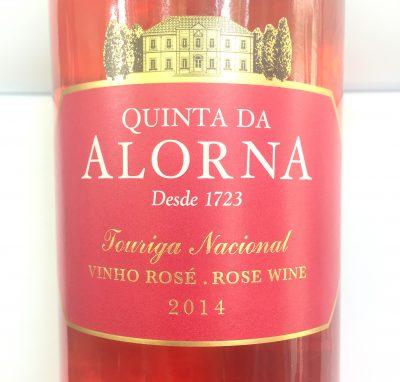 Quinta da Alorna Tejo Touriga Nacional Rosé