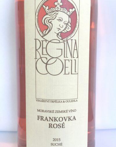 Trpělka & Oulehla Frankovka Rosé