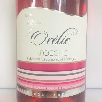 Vignerons Ardéchois Ardèche Orélie