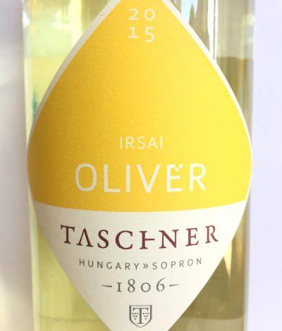 Taschner Soproni Irsai Olivér 2015