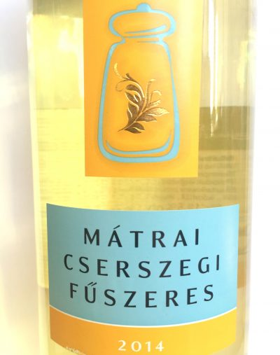 Weinhaus Mátrai Czerszegi Fűszeres 2014