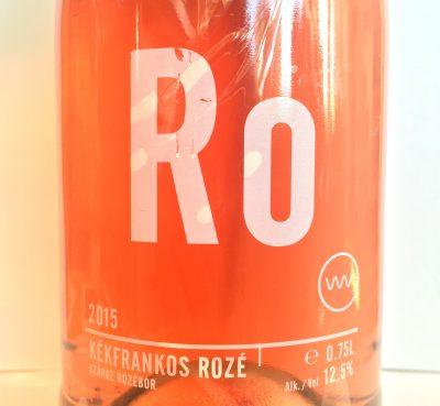 Winelife Soproni Ro Kékfrankos Rozé 2015