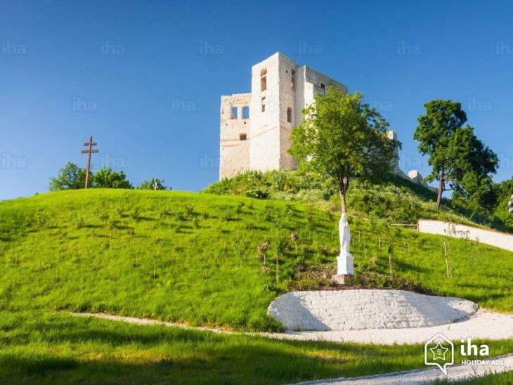 Zamek w Kazimierzu Dolnym. © iha.com.pl