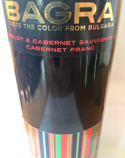 Bagra Merlot & Cabernet Sauvignon & Cabernet Franc 2014