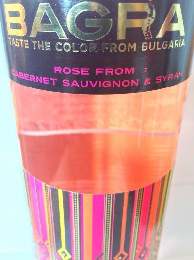 Bagra Rosé from Cabernet Sauvignon & Syrah 2015